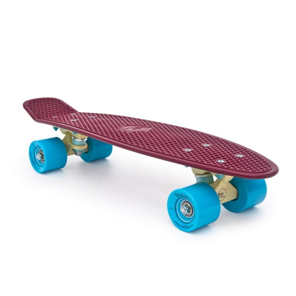 Skateboard Miller Wine Red