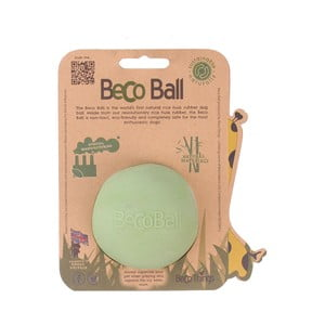 Loptička Beco Ball 6.5 cm, zelená