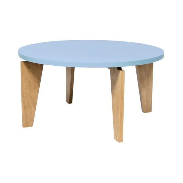 Modrý konferenčný stolík TemaHome Magnolia