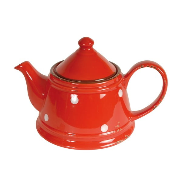 Kanvica Antic Line Tea Red