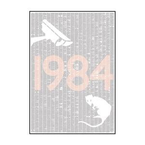 Knižný plagát 1984, 70x100 cm