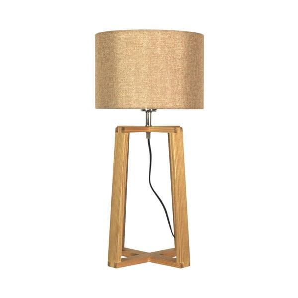 Stolná lampa Comfort Beige