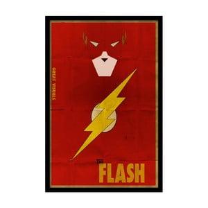 Plagát The Flash, 35x30 cm