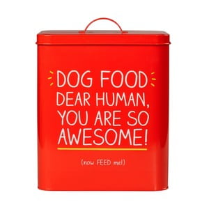 Dóza na zvieracie maškrty Happy Jackson Dog Food