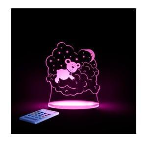 Detské LED nočné svetielko Aloka Bear