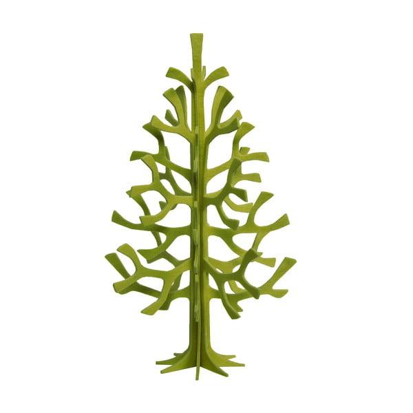 Skladacia pohľadnica Lovi Spruce Light Green, 12 cm