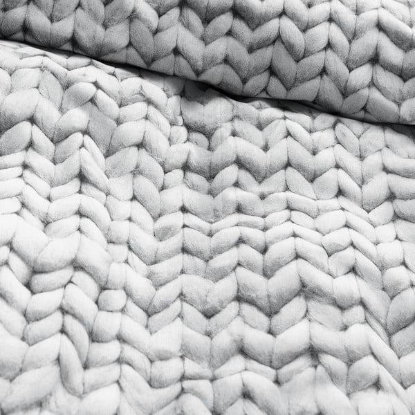 Obliečky Twirre Grey 200 x 220 cm
