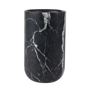 Čierna mramorová váza Zuiver Fajen