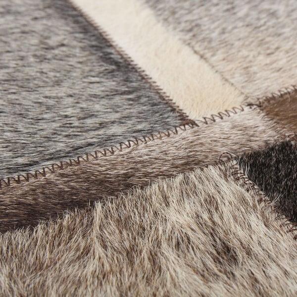 Kožený koberec Eclipse, 160x230 cm