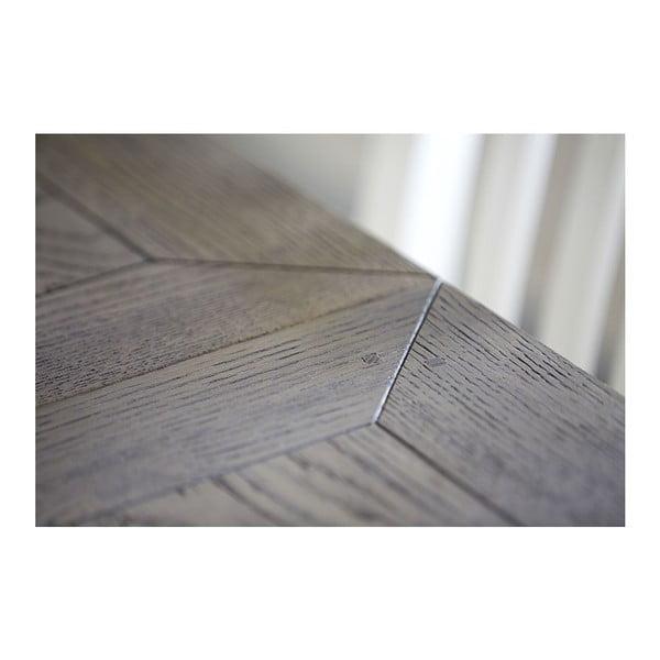 Jedálenský stôl Skagen, 160x76x90 cm