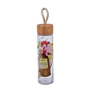 Fľaša s dreveným uzáverom Ego Dekor Garden