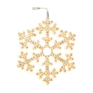 Svietiaca hviezda Best Season Snowflake Chain, Ø 50 cm