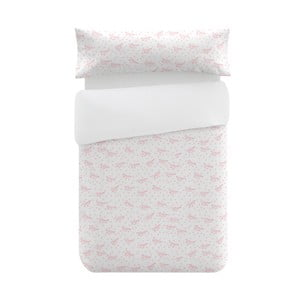 Obliečky Pooch Paper Dreams Coral, 140 x 200 cm