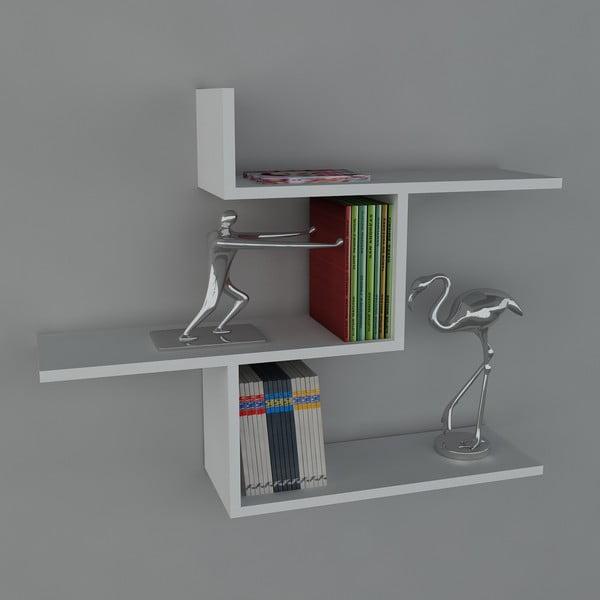 Polica Bien Book White, 22x89,5x70,5 cm