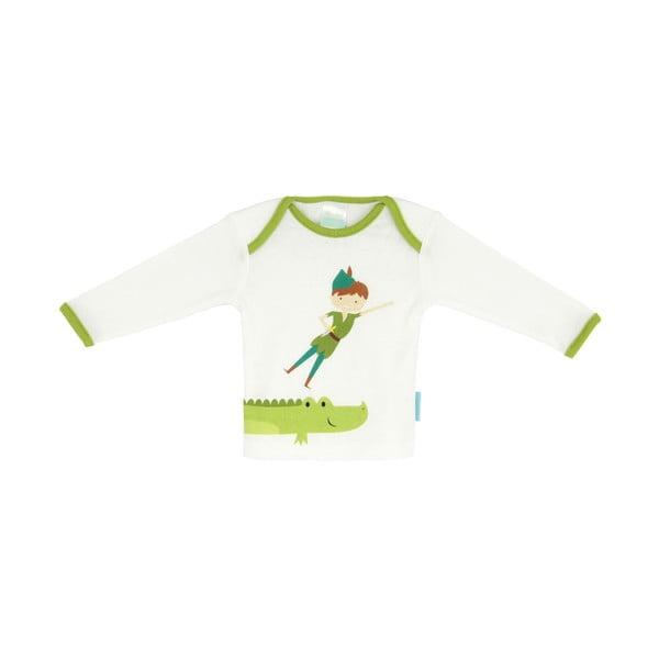 Detské tričko Peter s dlhým rukávom, veľ. 24 až 36 mesiacov