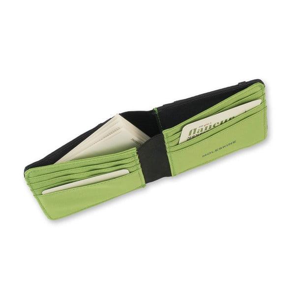 Peňaženka Moleskine, šedá