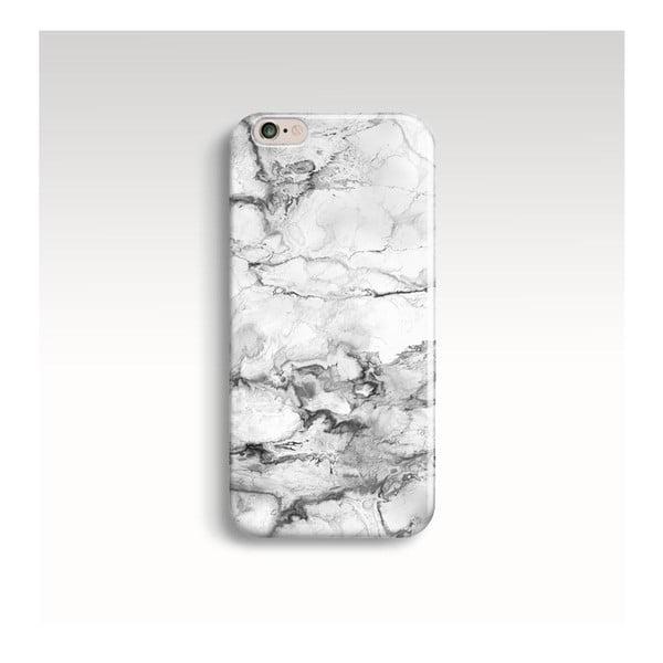 Obal na telefón Marble Charcoal pre iPhone 5/5S