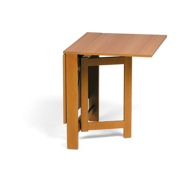 Skladací jedálenský stôl z bukového dreva Arredamenti Italia Smile