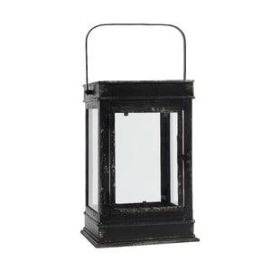 Lampáš Square Black L