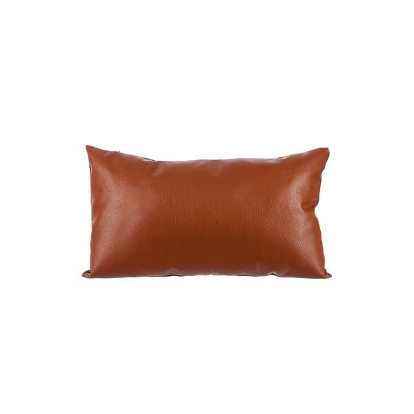 Vankúš Leather Velvet, 30x50 cm