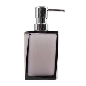 Dávkovač na mydlo Transparent Dark Grey