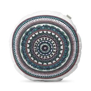 Vankúš HF Living Mandala Pea, priemer 50 cm