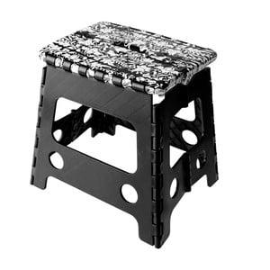 Skladacia stolička Vigar Dark Side
