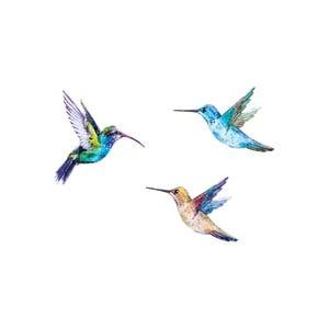 Sada záložiek do knižky Thinking gifts Hummingbird