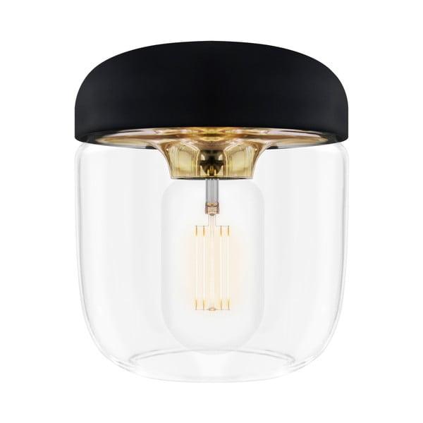 Svietidlo s objímkou zlatej farby Acorn Polished Brass