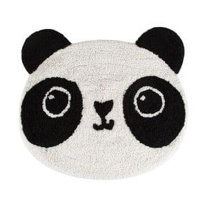 Bavlnený detský koberec Sass & Belle Kawaii Panda, 63×55cm