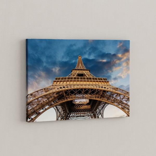 Obraz Pod Eiffelovkou, 50x70 cm