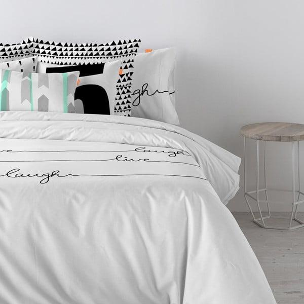 Bavlnená obliečka na paplón Blanc Live, 220×220 cm