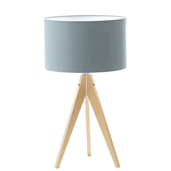Stolná lampa Artist Ice/Birch, 40x33 cm