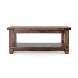 Konferenčný stolík z akáciového dreva VIDA Living Emerson