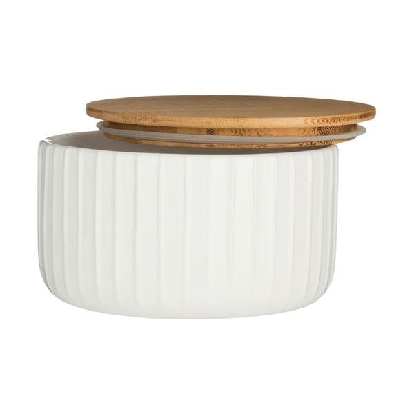 Biela dóza Premier Housewares White Pin,