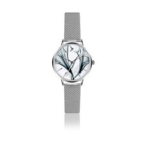 Dámske hodinky s remienkom z antikoro ocele Emily Westwood Alma