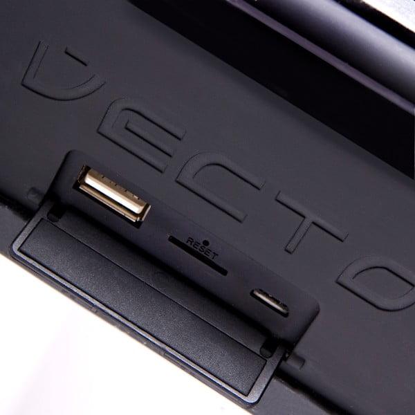Vodeodolný bezdrôtový reproduktor VECT VXS, čierny