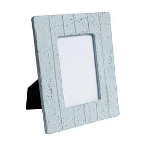 Svetlomodrý rámik na fotografie Côté Table, 24×18 cm