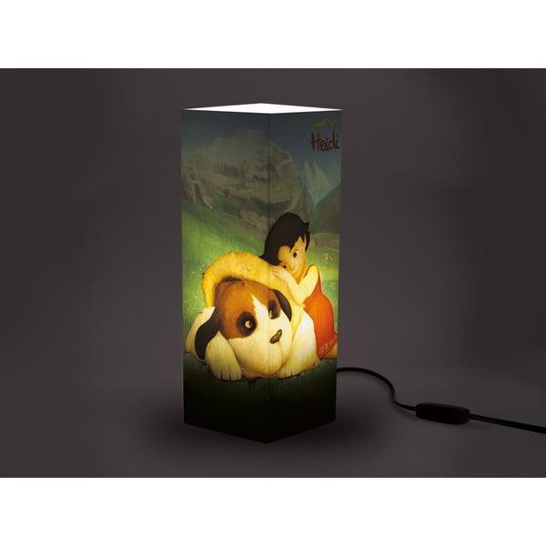 Stolová lampa Heidi & Nebbia