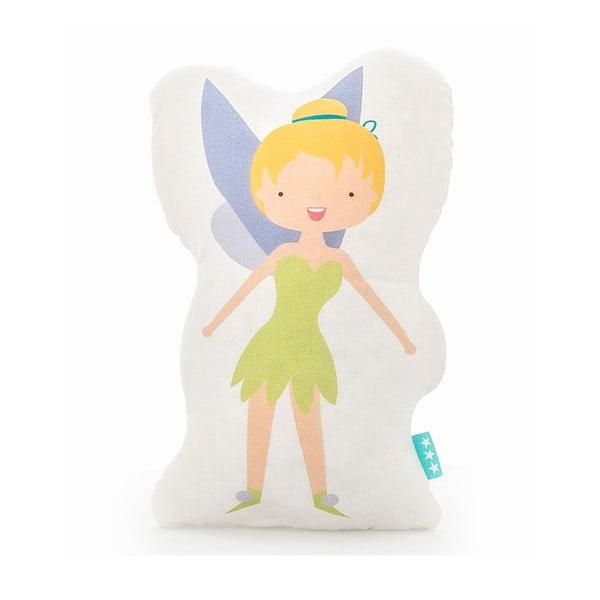 Bavlnený vankúšik Mr. Fox Fairy, 40 × 30 cm