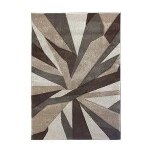 Béžovo-hnedý koberec Flair Rugs Shatter Beige Brown, 120×170cm