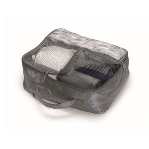 Sivý úložný box Cosatto Travel,20x26cm