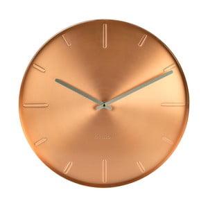 Hodiny Present Time Belt Copper