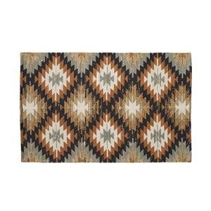 Bytová rohožka s farebným vzorom Villa Collection, 180×120cm