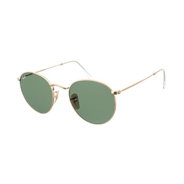 Slnečné okuliare Ray-Ban Round Metal Gold