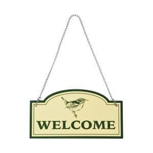 Ceduľa Esschert Design Welcome