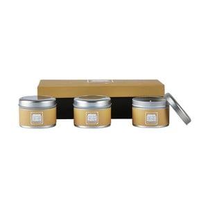 Sada 3 sviečok s vôňou santalového dreva  Villa Collection