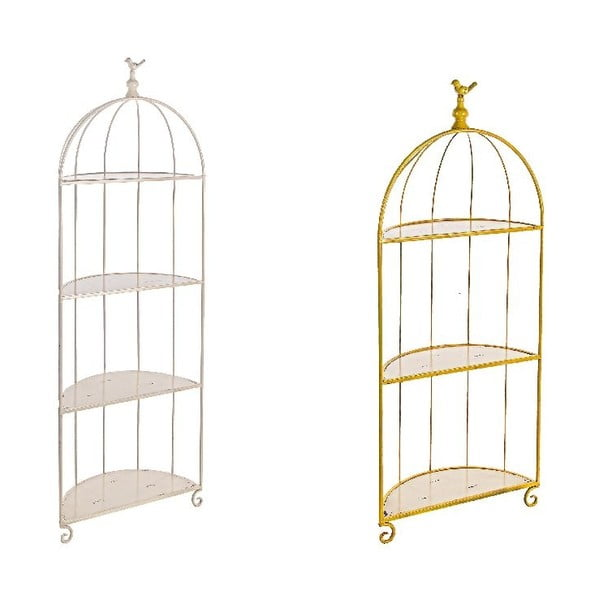 Set 2 políc Book Cage