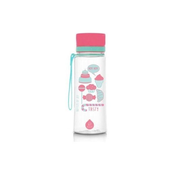 Plastová fľaša Equa Tasty, 0,4 l