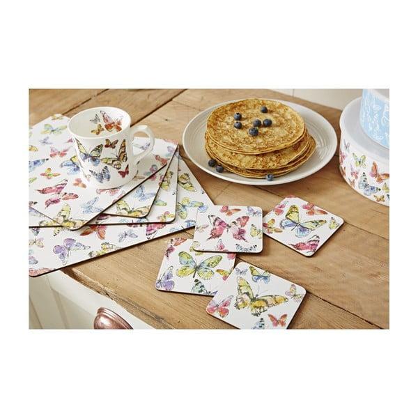 Bavlnený poklop na čaj Cooksmart Butterfly